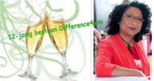 12-jarige bestaan, difference4you, 12-jarig jubileum, work life balance, business coach, burn-out, stress, suïcide