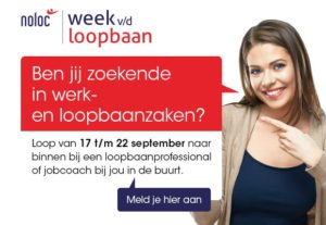 Noloc Week van de Loopbaan, difference4you, coach, worklifebalance, work, life, business coach