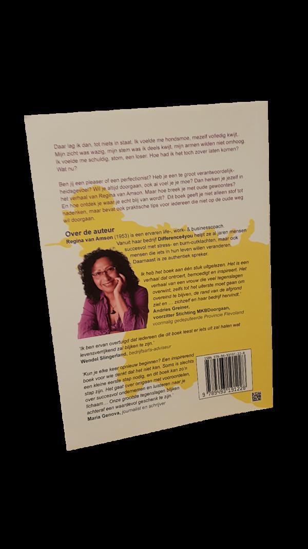 boeklancering, sterker uit je burnout, als je wilt worden wie je bent, video, impressievideo, impressie, difference4you, regina van amson, coach, spreker, auteur