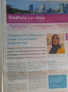 pedagogisch medewerkster, droombaan, difference4you, Regina van Amson, register loopbaanprofessional, coach, business coach, spreker